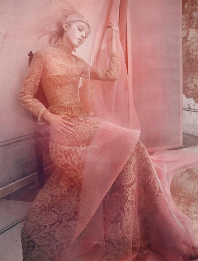 VOGUE ITALIA Valery Kaufman by Solve Sundsbo. Patti Wiilson, March 2015, www.imageamplified.com, Image Amplified (4)
