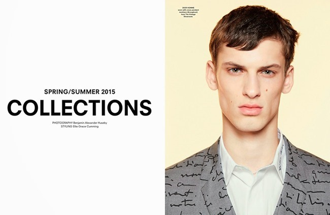 ANOTHER MAN MAGAZINE 2015 Collections by Benjamin Alexander Huseby. Ellie Grace Cumming, Spring 2015, www.imageamplified.com, Image Amplified (1)