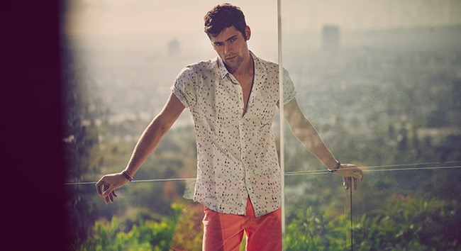 CAMPAIGN Sean O'Pry for PENSHOPPE Spring 2015. www.imageamplified.com, Image Amplified (7)