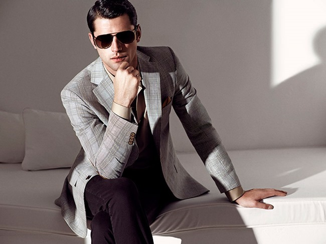 CAMPAIGN Sean O'Pry for Sarar Spring 2015 by Umit Savaci, www.imageamplified.com, Image Amplified (15)