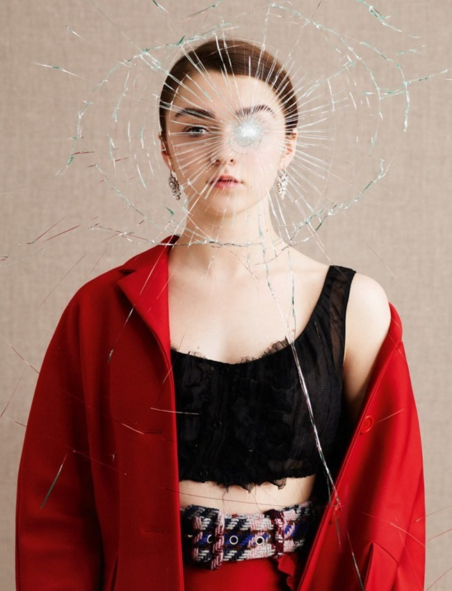 DAZED MAGAZINE Maisie Williams by Ben Toms. Robbie Spencer, Spring 2015, www.imageamplified.com, Image Amplified (5)