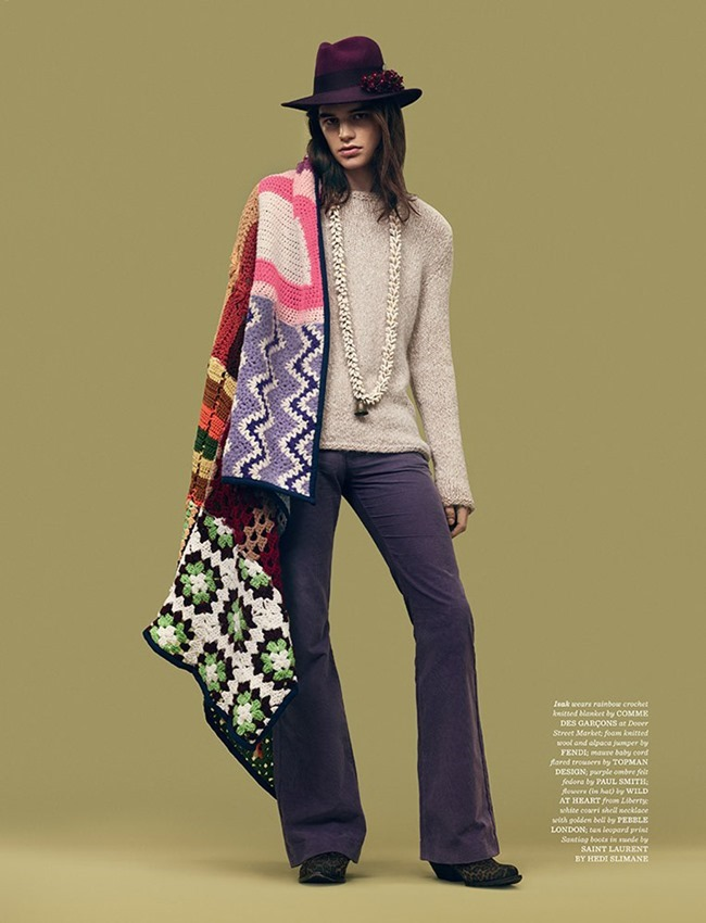 GQ STYLE UK Le Freak Cest Chic by Thomas Cooksey. Jo Levin, Spring 2015, www.imageamplified.com, IMage Amplified (3)