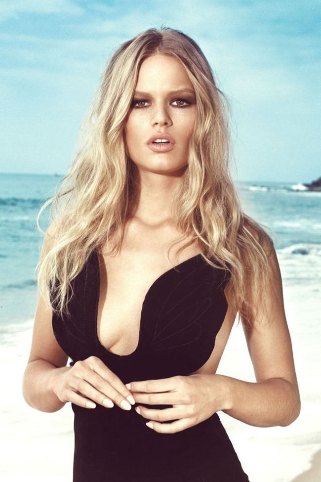 HARPER'S BAZAAR Anna Ewers by Norman  Jean Roy. George Cortina, May 2015, www.imageamplified.com, Image Amplified (7)