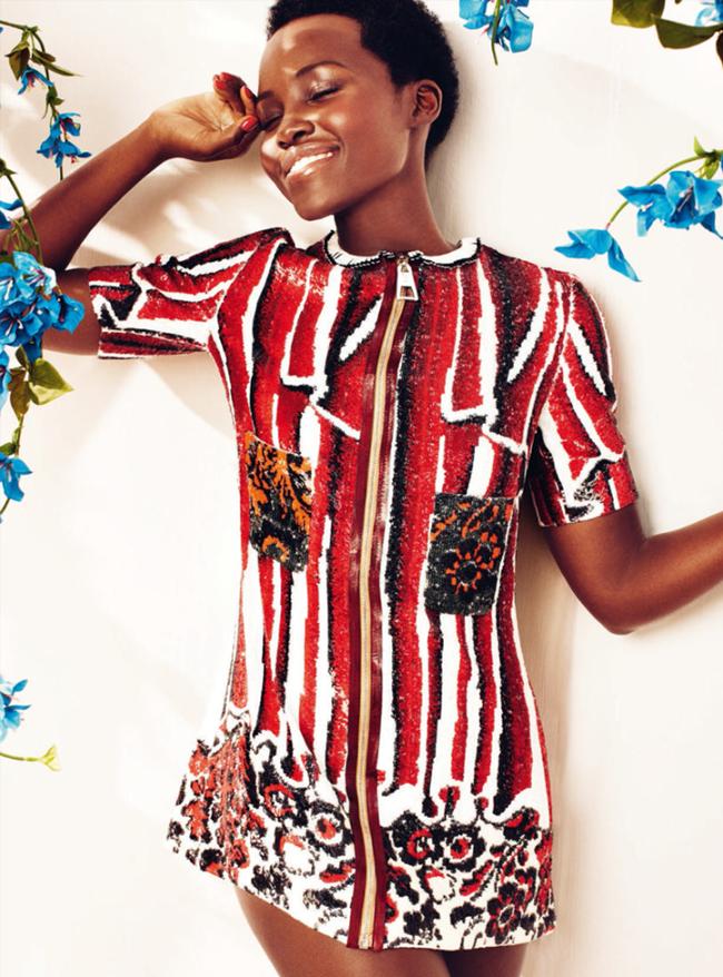 HARPER'S BAZAAR UK Lupita Nyong'o by Alexi Lubomirski. Miranda Almond, May 2015, www.imageamplified.com, Image Amplified (7)