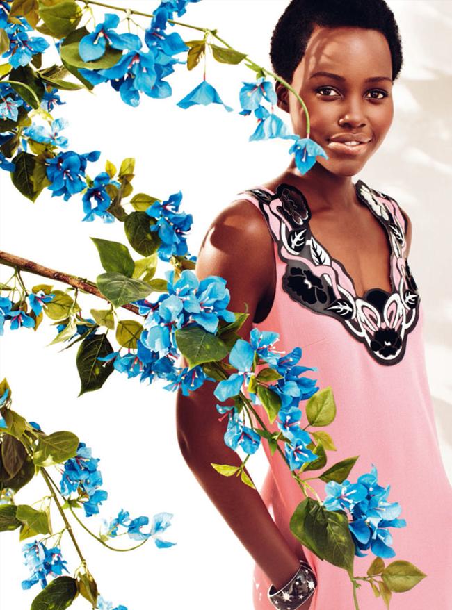 HARPER'S BAZAAR UK Lupita Nyong'o by Alexi Lubomirski. Miranda Almond, May 2015, www.imageamplified.com, Image Amplified (3)