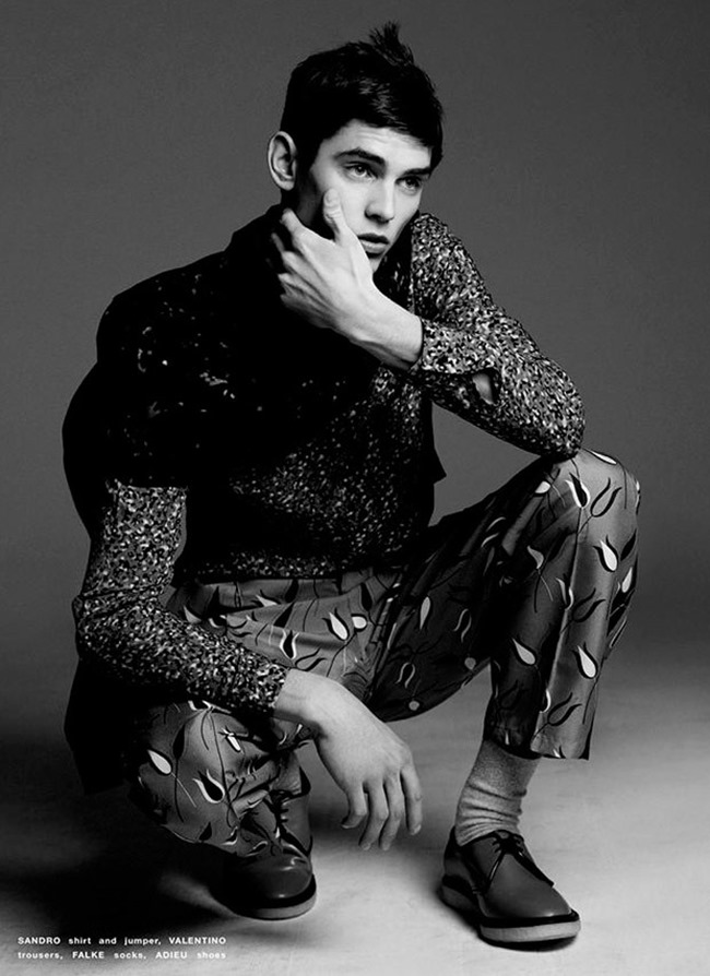 PAPER MAGAZINE Arthur Gosse by Paul Morel. Adele Cany, Spring 2015, www.imageamplified.com, Image Amplified (3)