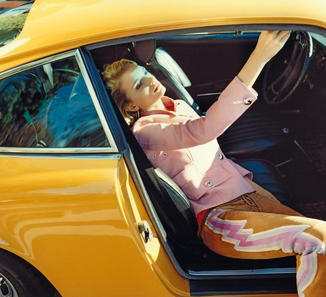 PORTER MAGAZNE Lily Donaldson by Tom Craig. Cathy Kasterine, Summer 2015, www.imageamplified.com, Image Amplified (12)