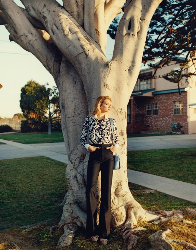 PORTER MAGAZNE Lily Donaldson by Tom Craig. Cathy Kasterine, Summer 2015, www.imageamplified.com, Image Amplified (14)