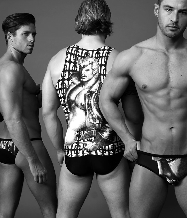 RUFHOUSE MAGAZINE Tom of Finland by Marco Ovando. Spring 2015, www.imageamplified.com, Image Amplified (3)