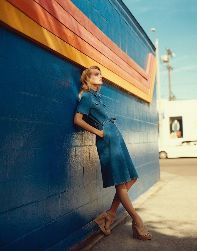 PORTER MAGAZNE Lily Donaldson by Tom Craig. Cathy Kasterine, Summer 2015, www.imageamplified.com, Image Amplified (2)