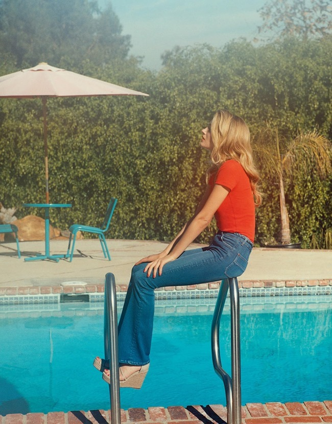 PORTER MAGAZNE Lily Donaldson by Tom Craig. Cathy Kasterine, Summer 2015, www.imageamplified.com, Image Amplified (3)