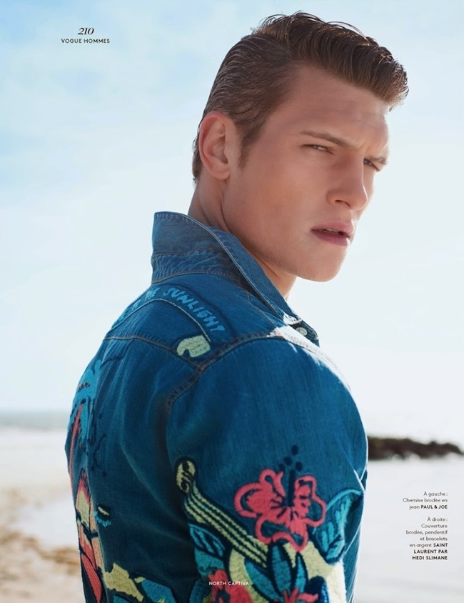 VOGUE HOMMES INTERNATIONAL John Todd by Jack Plerson. Anastasia Barbieri, Spring 2015, www.imageamplified.com, Image Amplified (3)