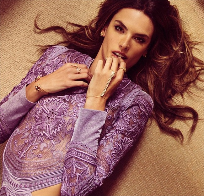 CAMPAIGN Alessandra Ambrosio for Ale by Alessandra Jewelry Spring 2015. www.imageamplified.com, Image Amplified (1)
