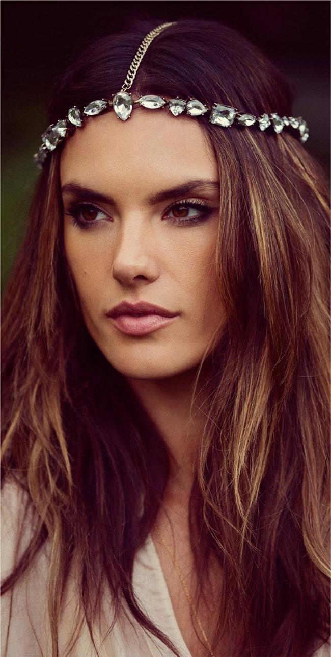 CAMPAIGN Alessandra Ambrosio for Ale by Alessandra Jewelry Spring 2015. www.imageamplified.com, Image Amplified (3)
