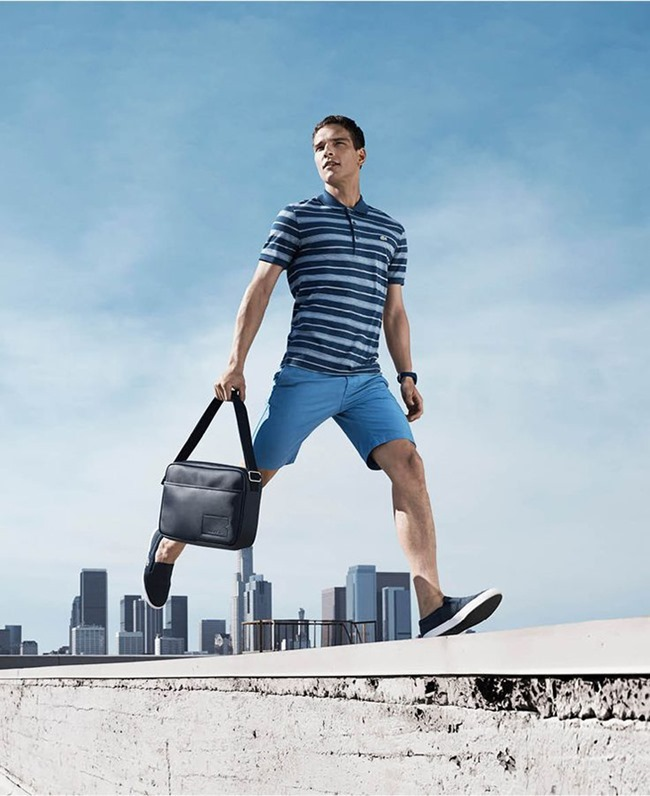 CAMPAIGN Alexandre Cunha for Lacoste Spring 2015 by Jacob Sutton. Jay Massacret, www.imageamplified.com, Image Amplified (1)