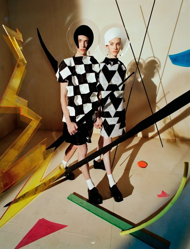 DAZED & CONFUSED Gravitys Rainbow by Tim Walker. Clemence Lobert, Spring 2015, www.imageamplified.com, Image Amplified (3)