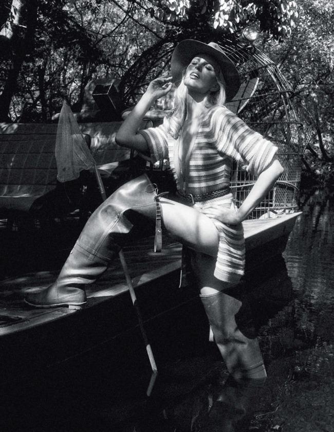 ELLE ITALIA Karolina Kurkova by Cedric Buchet. Carola Bianchi, May 2015, www.imageamplified.com, Image Amplified (5)