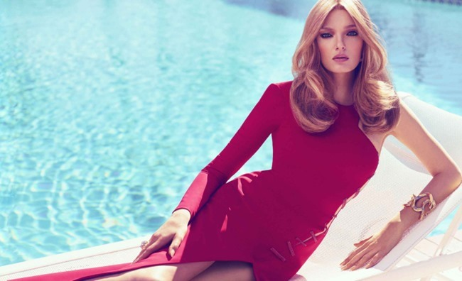 HARPER'S BAZAAR MAGAZINE Lily Donaldson by Miguel Reveriego. Joanna Hillman, May 2015, www.imageamplified.com, Image Amplified (3)
