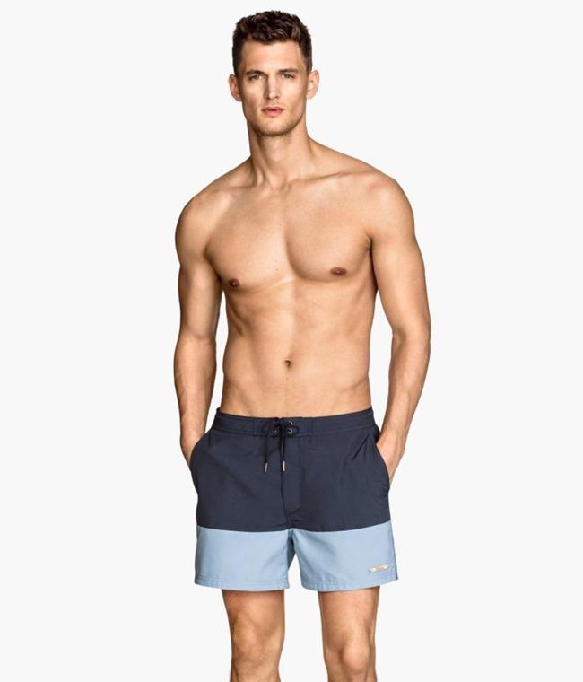 LOOKBOOK Garrett Neff for H&M Underwear Spring 2015. www.imageamplified.com, Image Amplified (2)