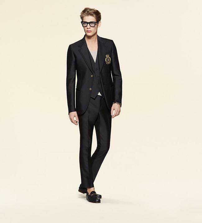LOOKBOOK Baptiste Radufe for Gucci Spring 2015. www.imageamplified.com, Image Amplified (20)