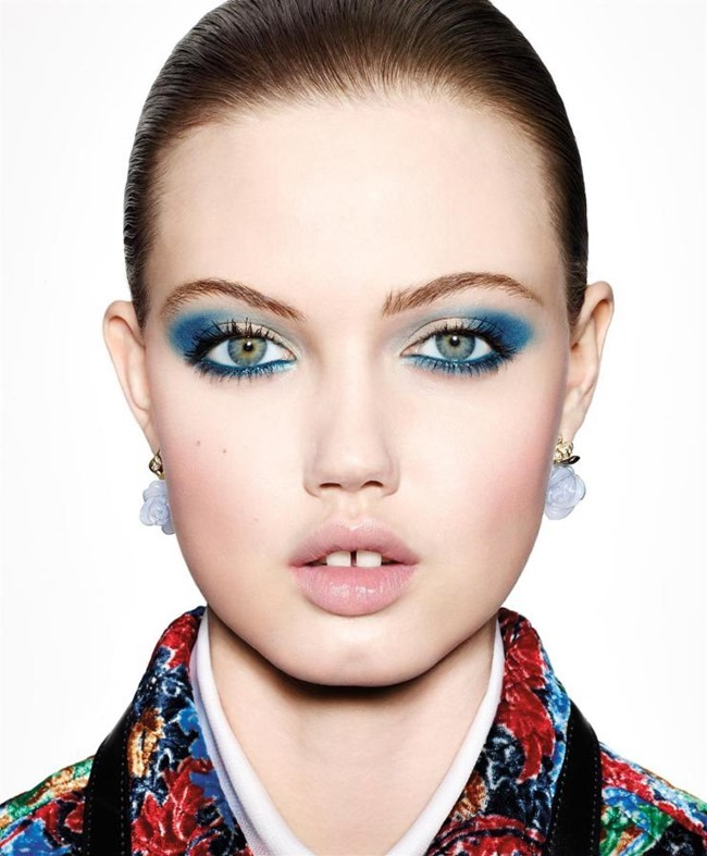 M LE MONDE Lindsey Wixson by Richard Burbridge. Charlotte Collet, April 2015, www.imageamplified.com, Image Amplified (11)
