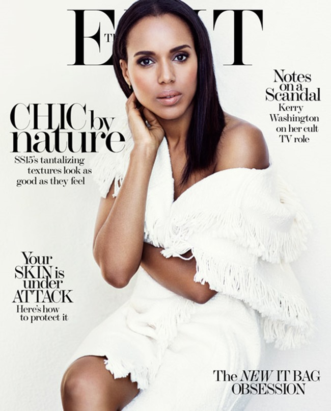 THE EDIT Kerry Washington by Bjorn Iooss. Tracy Taylor, April 2015, www.imageamplified.com, Image Amplified (7)