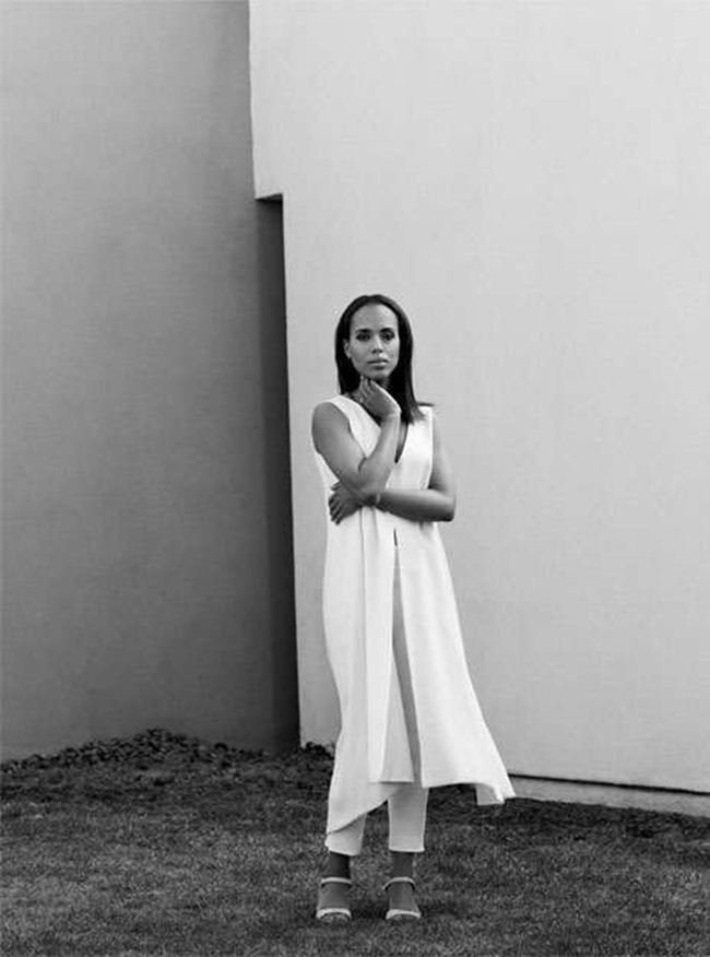 THE EDIT Kerry Washington by Bjorn Iooss. Tracy Taylor, April 2015, www.imageamplified.com, Image Amplified (5)