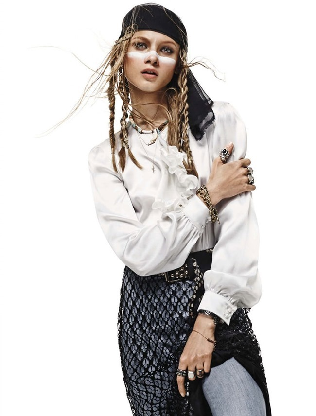 VOGUE GERMANY Anna Selezneva by Giampaolo Sgura. Claudia Englmann, May 2015, www.imageamplified.com, Image Amplified (5)