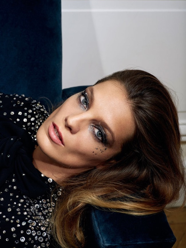VOGUE PARIS Daria Werbowy by Collier Schorr. Suzanne Koller, May 2015, www.imageamplified.com, Image Amplified (2)
