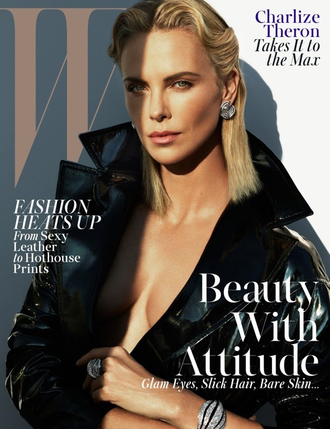 W MAGAZINE Charlize Theron by Mert & Marcus. Edward Enninful, May 2015, www.imageamplified.com, Image Amplified (8)