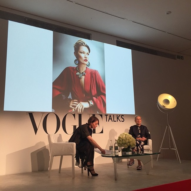 EVENT COVERAGE That's Fashion with Lucinda Chambers at the Vogue Festival 2015 by Troy Wise & Rick Guzman. Spring 2015, www.imageamplified.com, Image Amplified (4)