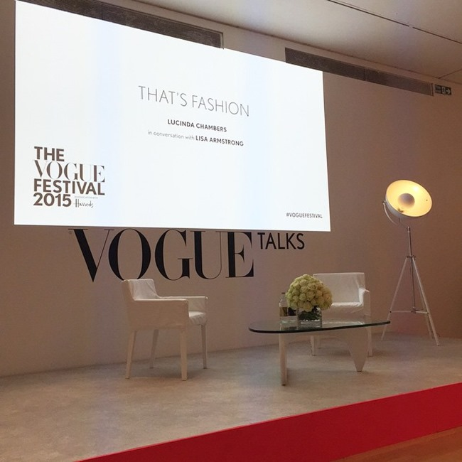EVENT COVERAGE That's Fashion with Lucinda Chambers at the Vogue Festival 2015 by Troy Wise & Rick Guzman. Spring 2015, www.imageamplified.com, Image Amplified (5)