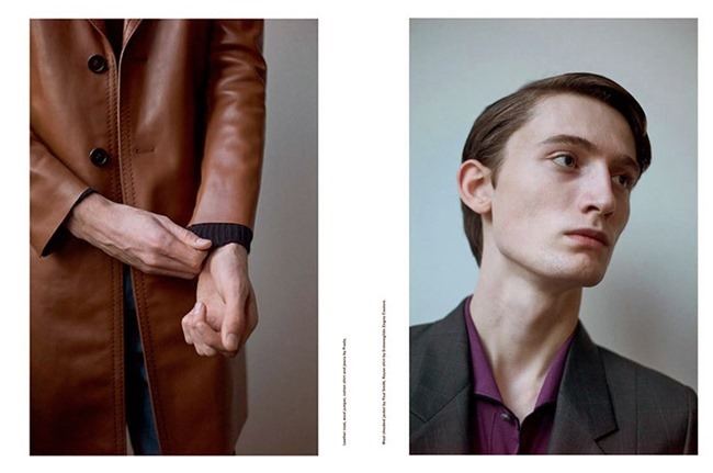 ANOTHER MAN Rhys Pickering & Rory Cooper by Max Farago. Robbie Spencer, Spring 2015, www.imageamplified.com, Image Amplified (3)