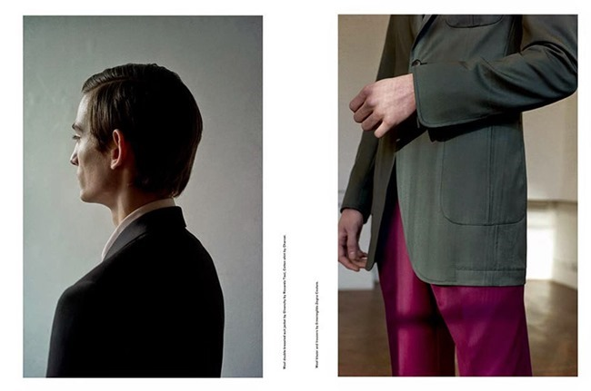 ANOTHER MAN Rhys Pickering & Rory Cooper by Max Farago. Robbie Spencer, Spring 2015, www.imageamplified.com, Image Amplified (5)