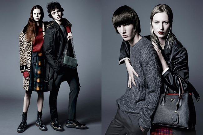 CAMPAIGN Prada Pre-Fall 2015 by Steven Meisel. www.imageamplified.com, Image Amplified (4)