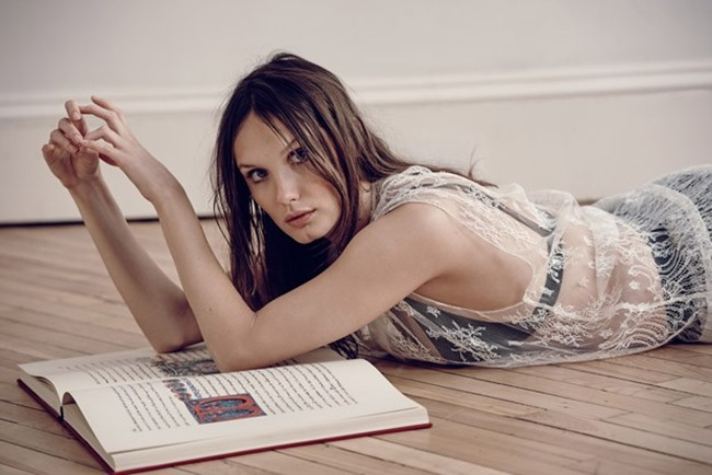 FLAUNT MAGAZINE Ana Girardot by Eric Gullemain. Spring 2015, www.imageamplified.com, Image amplified (9)