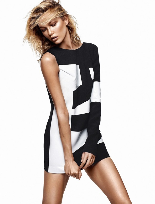 GLAMOUR FRANCE Karlie Kloss by Alique. Nora Bordjah, June 2015, www.imageamplified.com, Image Amplified (7)