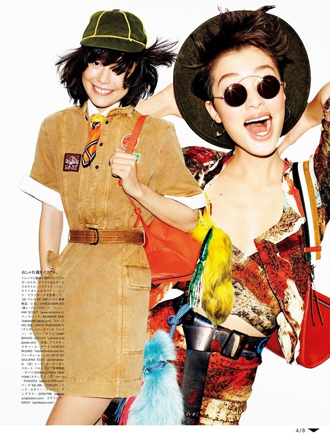 VOGUE JAPAN Mae Lapres & Kouka Webb by Matt Irwin. Aurora Sansone, June 2015, www.imageamplified.com, Image Amplified (8)