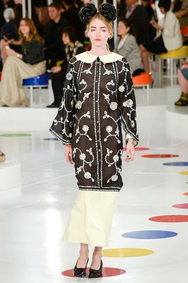 COLLECTION Chanel Resort 2016 Seoul. www.imageamplified.com, Image Amplified (85)