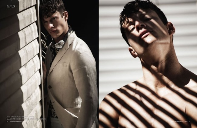 MEN MOMENTS Eian Scully by Brent Chua. Mari Matsumoto, Spring 2015, www.imageamplified.com, Image Amplified (7)