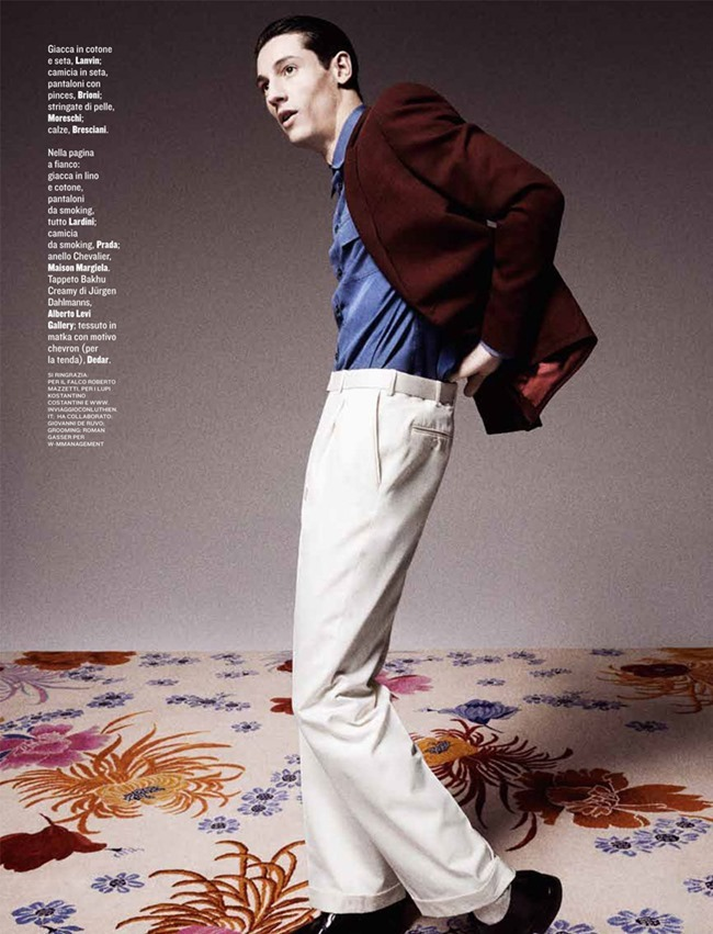 STYLE ITALY Nicolas Ripoll by Letizia Ragno. Luca Roscini, Spring 2015, www.imageamplified.com, Image Amplified (7)