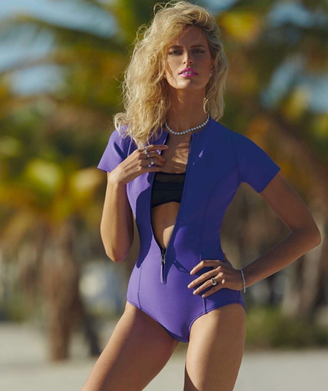 HARPER'S BAZAAR SPAIN Karolina Kurkova by Hans Feurer. Juan Cebrian, June 2015, www.imageamplified.com, Image Amplified (8)