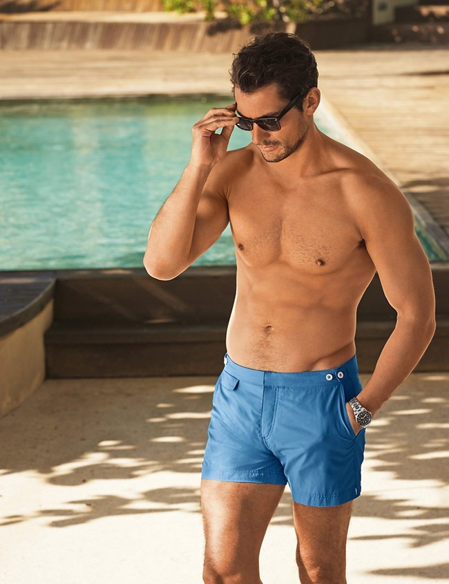 LOOKBOOK David Gandy for Marks & Spencer Autograph 2015. www.imageamplified.com, Image Amplified (3)