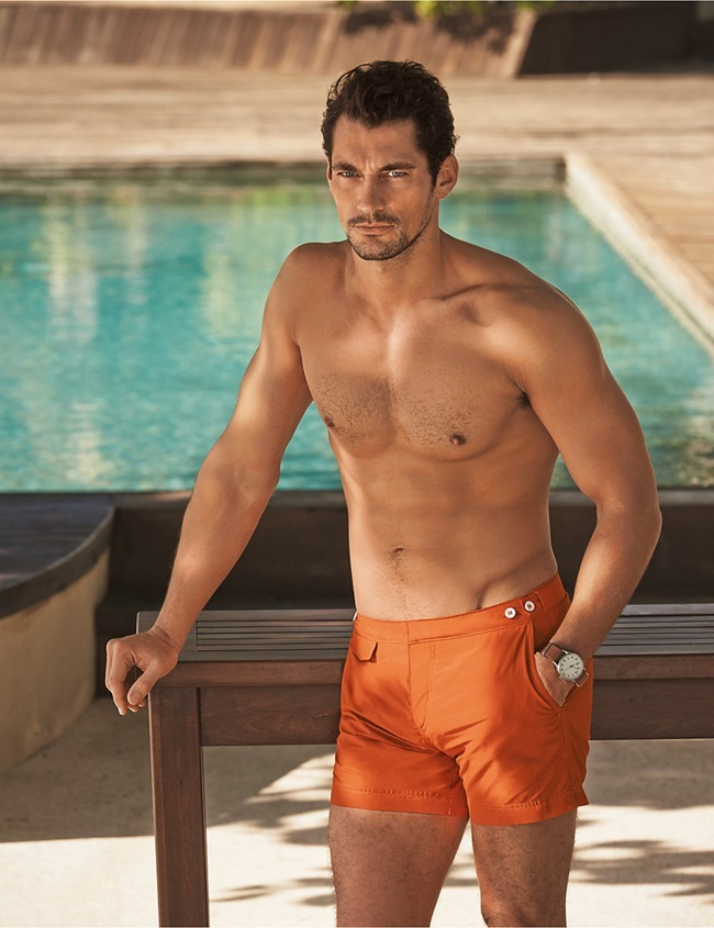LOOKBOOK David Gandy for Marks & Spencer Autograph 2015. www.imageamplified.com, Image Amplified (5)