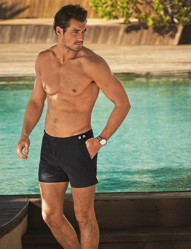 LOOKBOOK David Gandy for Marks & Spencer Autograph 2015. www.imageamplified.com, Image Amplified (8)
