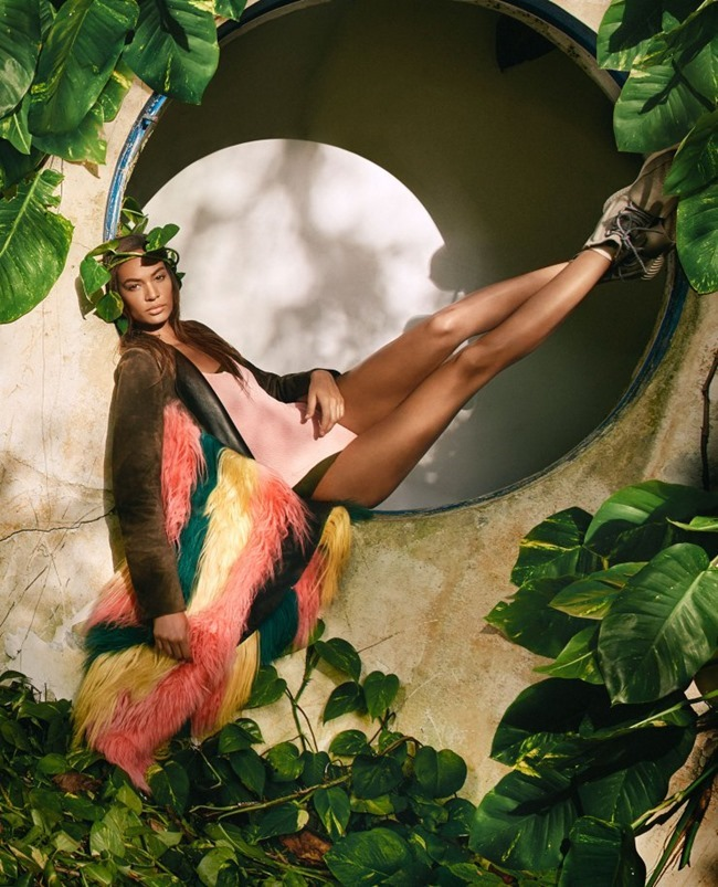 PORTER MAGAZINE Joan Smalls by Ryan McGinley. Alex White, Summer 2015, www.imageamplified.com, Image Amplified (5)