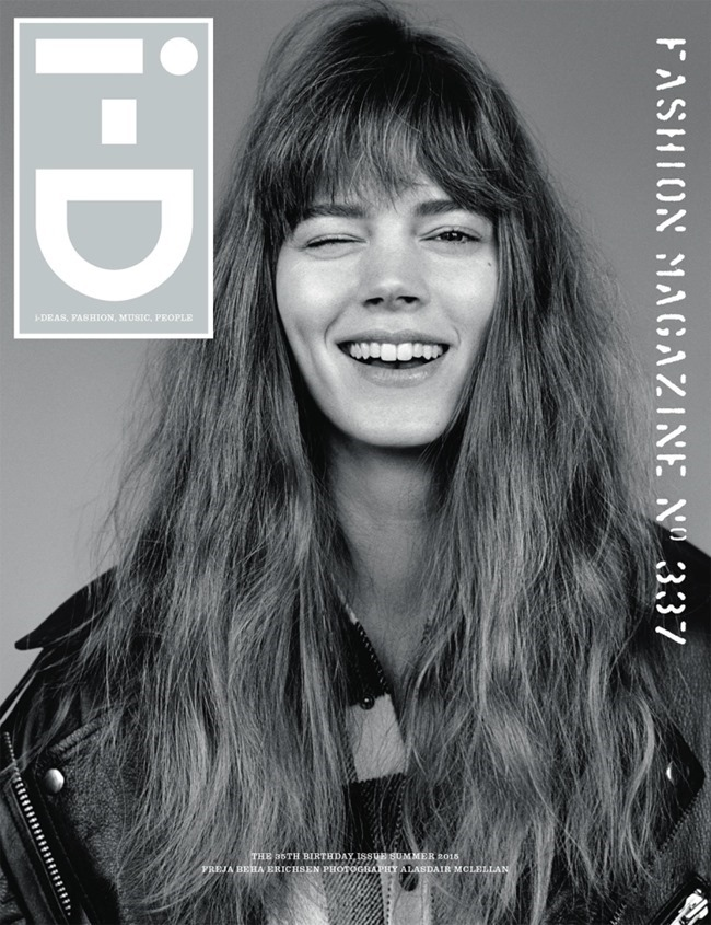 PREVIEW i-D Magazine Summer 2015 Covers by Alasdair McLellan. www.imageamplified.com, Image Amplified (6)