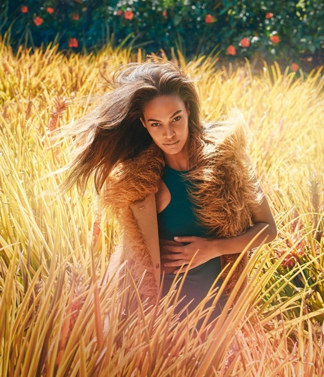 PORTER MAGAZINE Joan Smalls by Ryan McGinley. Alex White, Summer 2015, www.imageamplified.com, Image Amplified (8)