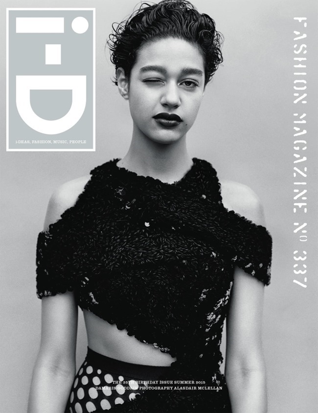 PREVIEW i-D Magazine Summer 2015 Covers by Alasdair McLellan. www.imageamplified.com, Image Amplified (17)