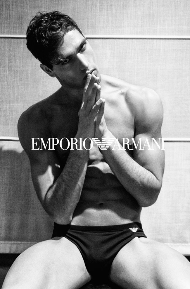CAMPAIGN Fabio Mancini for Emporio Armani Underwear 2015. www.imageamplified.com, Image Amplified (1)